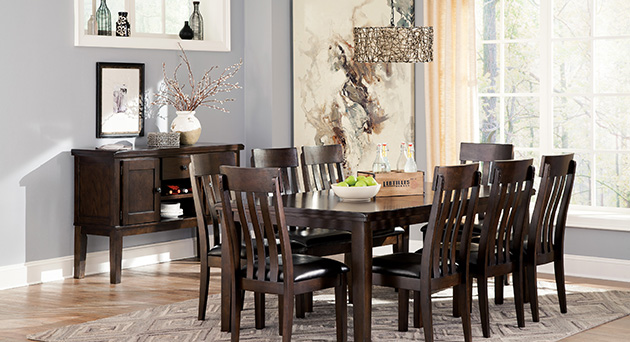 DINING ROOMS SHOP NOW BY CLICKING ON A CATEGORY BELOW!